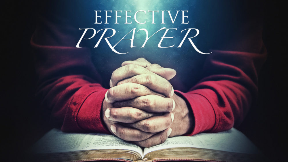 Be Devoted To Prayer Image