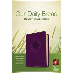 Our Daily Bread Devotional Bible Image