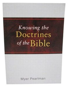 Knowing The Doctrines Of The Bible Image