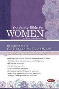 Study Bible for Women-NKJV Image