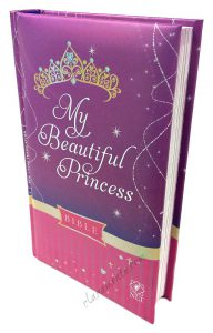 My Beautiful Princess Bible HC NLT Image