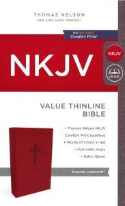 NKJV Value Thin-line Bible Image